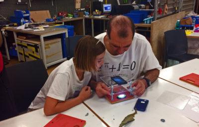 taller tecnología para niños