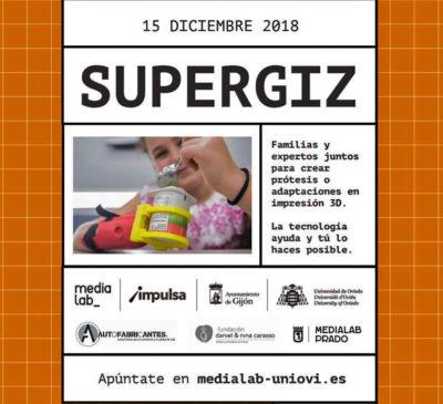 Supergiz en Gijón