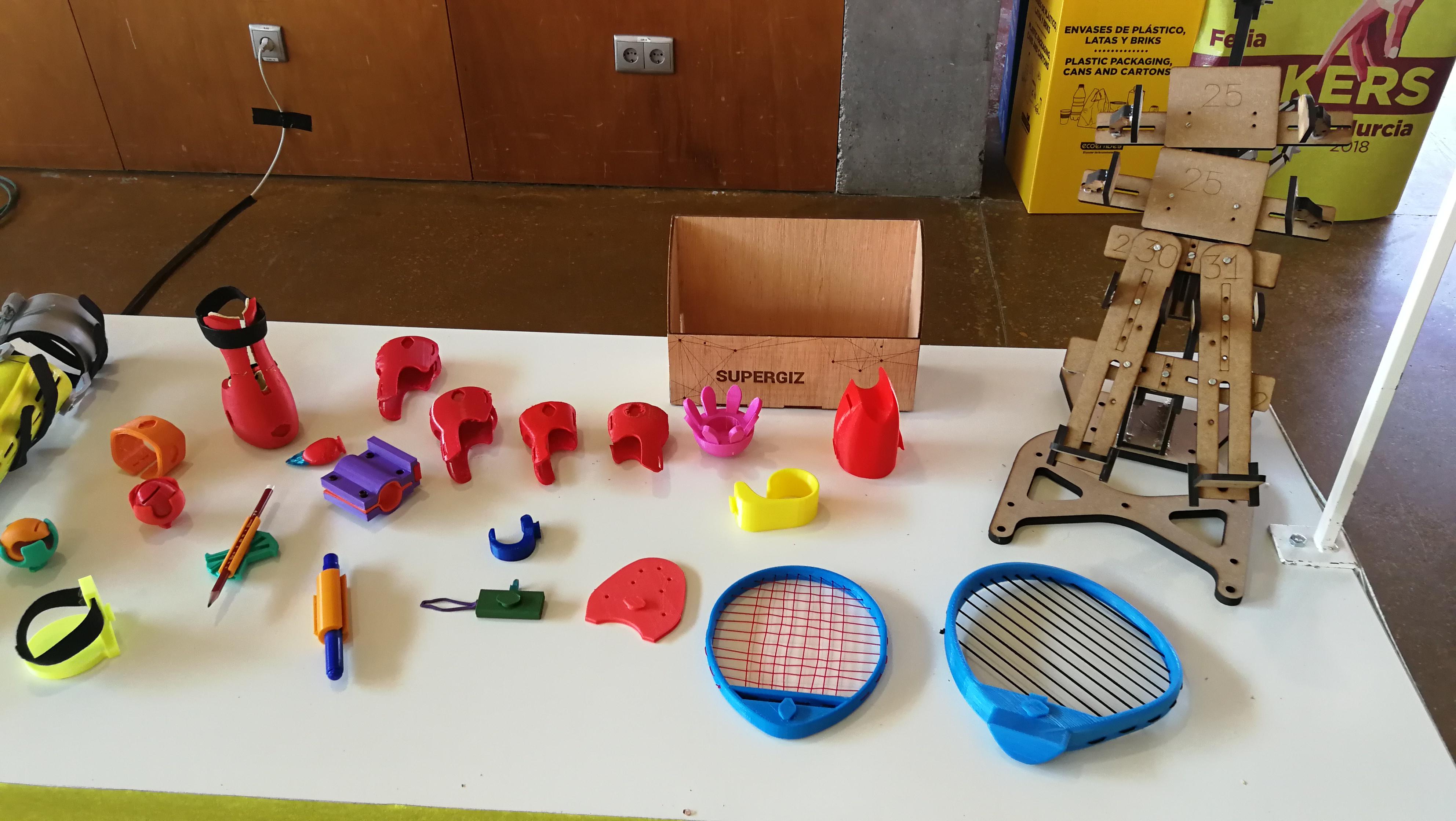 Autofabricantes en la Makers Faire Murcia
